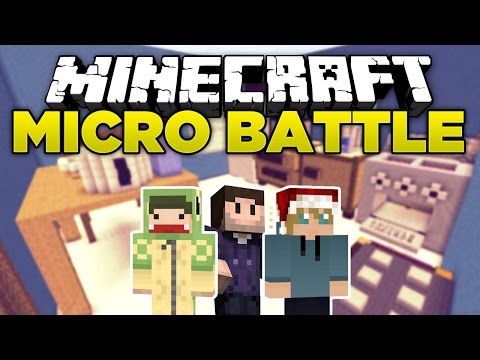 Neuer Spielmodus & neuer Skin?! Minecraft Micro Battle | ungespielt