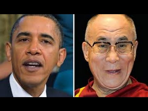 US President Barack Obama To Meet Dalai Lama At White House