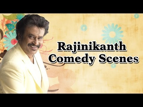 Rajnikanth Comedy - 42 - Tamil Movie Superhit Comedy Scenes