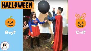 Best of 2018 Halloween Gender Reveals ideas