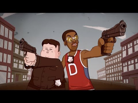 The Adventures of Kim Jong Un and Dennis Rodman
