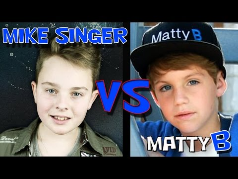Mike Singer Vs Mattyb - Boyfriend (justin Bieber Cover) video