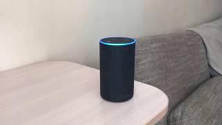 Умный дом и управление голосом с помощью Amazon Echo Alexa.