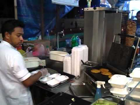 Geylang Road Malay Muslim Halal Food Bazaar Hari Raya Singapore - Phil in Bangkok