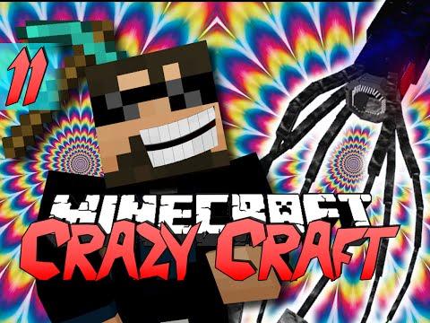 Minecraft CRAZY CRAFT 2.0   New Home Troll [11]