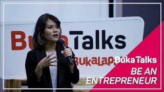Stella Tambunan - Mengentaskan Masalah Pendidikan dan Ekonomi Melalui Entrepreneuship   BukaTalks