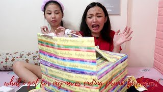 "NEVER ENDING BIRTHDAY PRANK TO ALEXA | PART 3 ""REGALO"" 