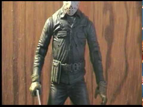 Freddysnightmares Jason Voorhees part 6 COF Series 2 7 Inch Review