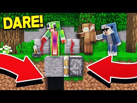 REAL LIFE MINECRAFT TRUTH or DARE!