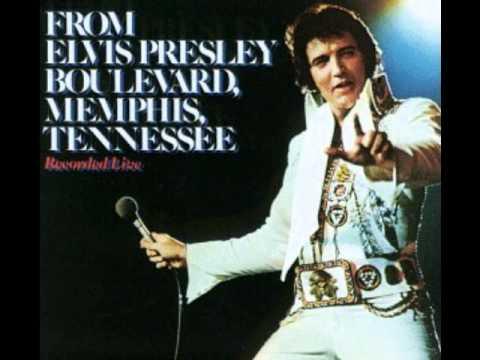 Elvis Presley - Love Coming Down