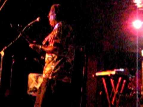 Blackbyrd McKnight at the Mint in LA 11/28/09