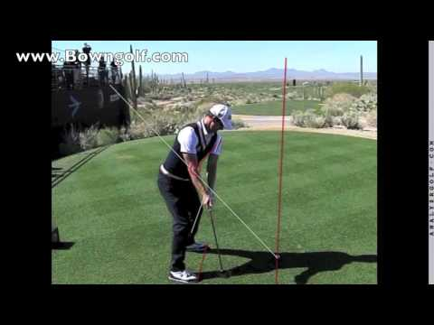Adam Scott slow motion swing analysis
