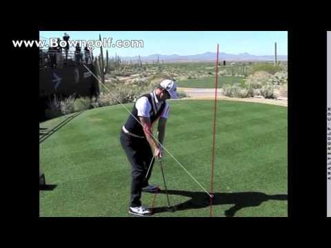 Adam Scott slow motion swing analysis