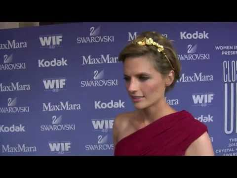 Stana Katic - Women In Film 2013 Crystal & Lucy Awards