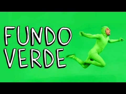 FUNDO VERDE