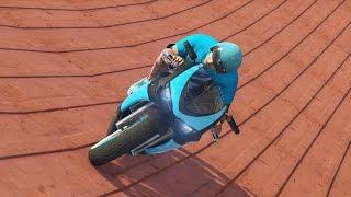 Прохождение игры гта 5 гонки на мотоциклах видео