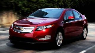 Chevrolet Volt Review - Everyday Driver
