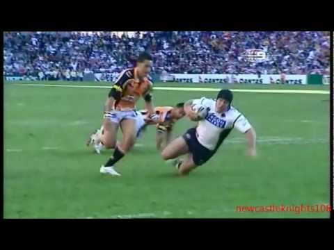 NRL Best Try Saving Tackles