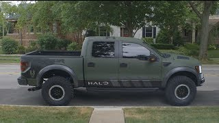 Halo Fan Meets Master Chief ? The Power Of Voice Ford SYNC ? Episode 1