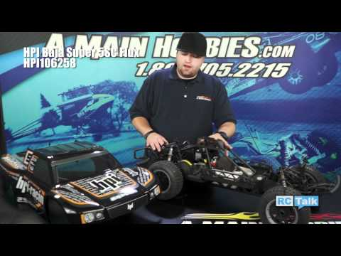 A Main Hobbies' RCTalk: Losi 5IVE-T, HPI Racing Baja 5SC, Redcat Racing X-SC