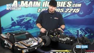 AMain Hobbies' RCTalk: Losi 5IVE-T, HPI Racing Baja 5SC, Redcat Racing X-SC