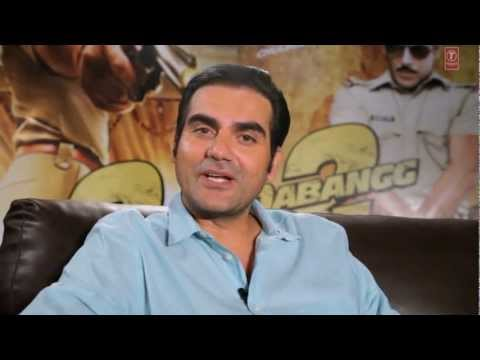 Making Of ★ Dabangg 2 ★ Part 1 | Salman Khan, Arbaaz Khan - Exclusive