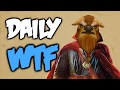 Lagu Dota 2 Daily WTF -  The Fissure man