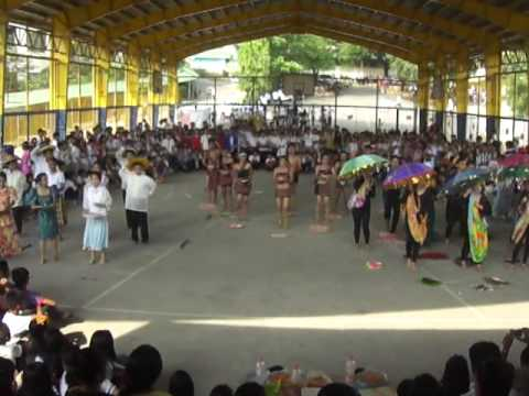 Iv-fleming Piliin Mo Ang Pilipinas By Angeline Quinto Interpretative Dance (finals) video