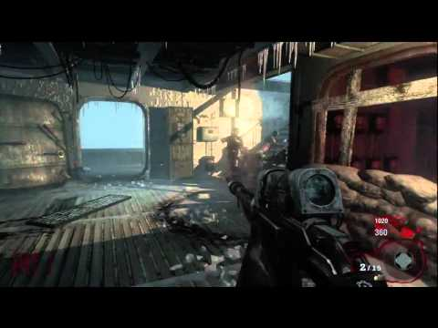 Call Of The Dead New Sniper Scavenger / Hyena Infra-dead