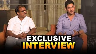 Mahesh Babu and Koratala Siva Exclusive Interview | Bharat ane Nenu Movie | Filmylooks