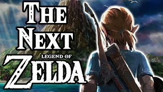 Zelda Breath of the Wild Sequel Not In Hyrule?