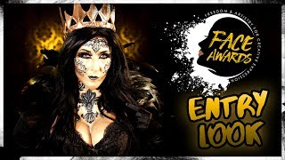 Golden Baroque-Lady || ENTRY VIDEO NYX-Faceawards 2018 || #FACEAWARDSGERMANY
