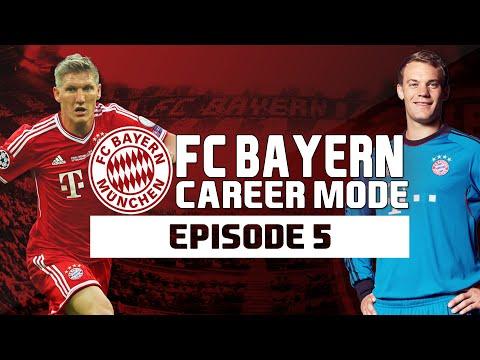 LEWANDOWSKI ON FIRE! FIFA 14 Next Gen: Bayern Munich Career Mode - S1 E5