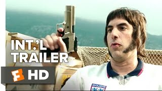 The Brothers Grimsby International TRAILER 2 (2016) - Sacha Baron Cohen, Mark Strong Comedy HD