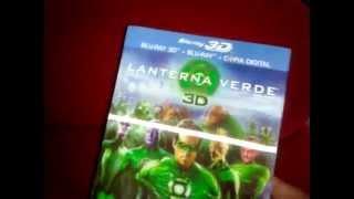 Lanterna Verde Combo Blu Ray 3D