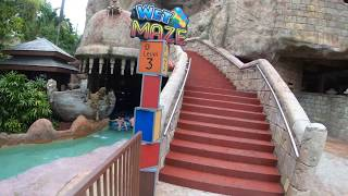 Adventure Cove Waterpark Singapore Entrance Tour
