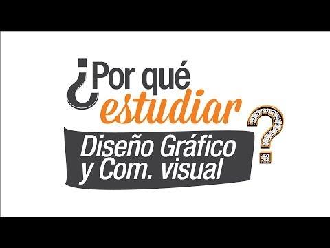 ¿Por qué estudiar Diseño Gráfico y Comunicación Visual?