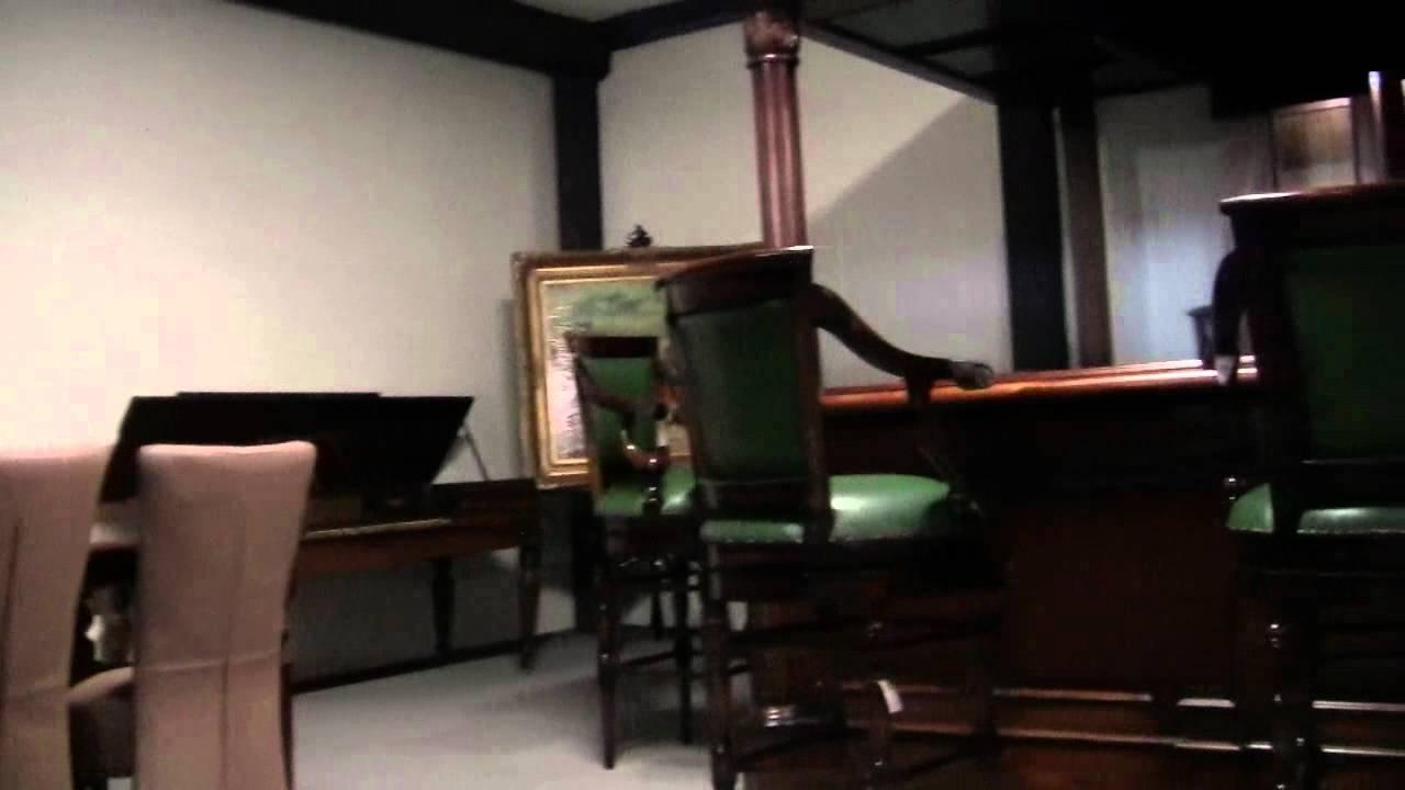 Huis bar horeca bar barren boeren meubelen beschilderde kast tafel enz youtube - Huis bar ...