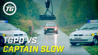 TGPD vs Captain Slow | Top Gear | Series 21 | BBC