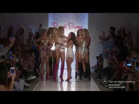 BEACH BUNNY FEATURING THE BLONDS: MERCEDES-BENZ FASHION SWIM 2015 COLLECTIONS