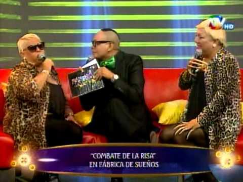 FABRICA DE SUEÑOS: Lucia de la Cruz se enfrenta a su imitadora