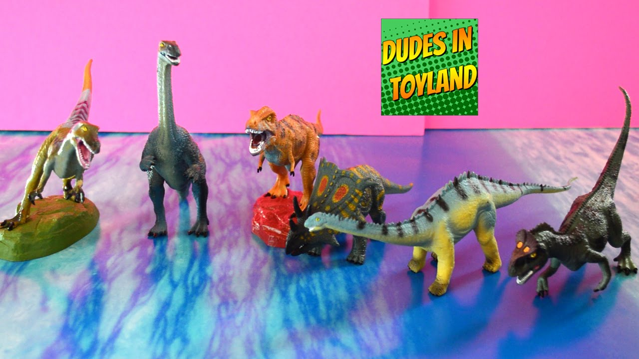 Dinosaur Toy Sets Dinosaur Toys Animal Planet