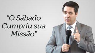 """""""O Sábado Cumpriu sua Missão"""" - Leandro Lima"""