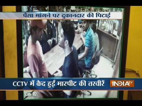 Goons Beat Food Shop Owner over Minor Issue in Noida Sector 37