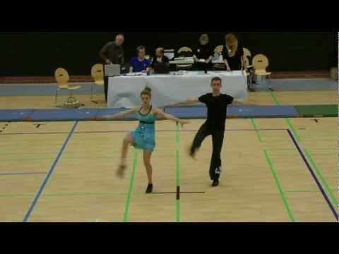 Helene Hielscher & Kilian Horstmann  - 12.Allercup 2012