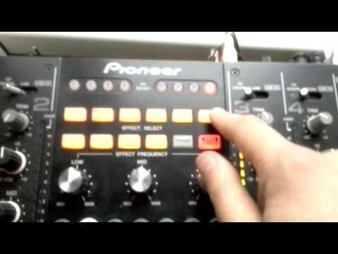 Обзор микшерного пульта PIONEER DJM 2000 NEXUS