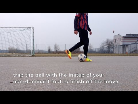 Dribble Tricks Tutorial 20