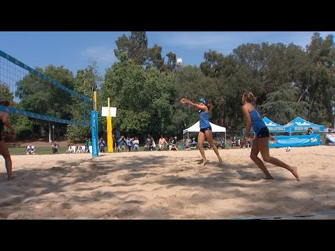 Recap: UCLA beach volleyball sweeps Long Beach State