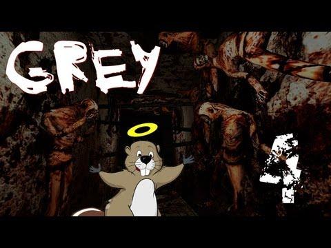 Grey - Прохождение страшного мода к HL2:Episode 2 - #4