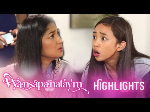 Wansapanataym: Espie reveals to Lovely that Charlie killed Vincent.